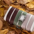 Watch on autumn leaves — Stock Photo