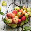 Apple basket — Stock Photo #31651041
