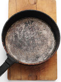 Poêle à frire — Photo