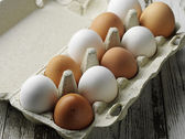 Egg's box — Stock Photo