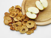 Dried apple — Stock Photo