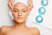 Massage concept — Stock Photo