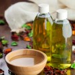 Spa Essential Oil.Aromatherapy — Stock Photo