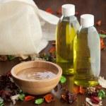 Spa Essential Oil.Aromatherapy — Stock Photo #13762397