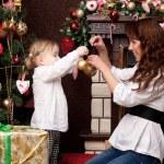 Christmas gifts — Stock Photo #15658337