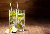 Mojito cocktail — Foto Stock