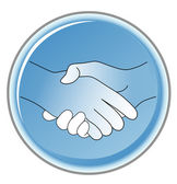 Handshake — Stock Vector