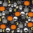 Halloween background — Stock Vector #21293167