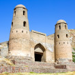Ancient oriental fortress - Stock Photo