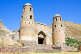 Ancient oriental fortress — Stock Photo