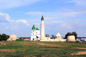 Bulgarian State Historical and Architectural Reserve. Church of the Assumption — Stock Photo