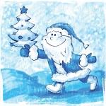 Christmas card — Stock Photo #33228725