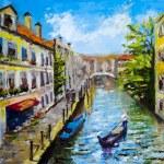 Venice, Italy — Stock Vector