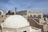 穆斯林清真寺的圆顶 — 图库照片