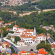 Magnificent resort of Sintra - 图库照片