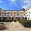 Palace of the Knights Templar in Tomar, Portugal — Stock Photo