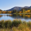 Beautiful the North lake in California - Foto Stock