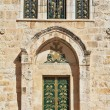 Entrance to the Coptic Church — Stock Photo