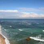 The coast of sea in good weather — Stock Photo #18060469