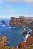 красные скалы — Стоковое фото