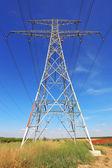Reliance power lines — Stock Photo