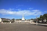 The grand memorial and religious complex in Fatima — Stock Photo