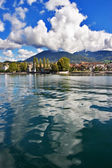 Lake water. — Stockfoto