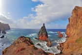 Punta más oriental de madeira — Foto de Stock