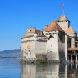 The Castle of Chillon — Foto Stock