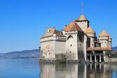 The Castle of Chillon — Stock Photo