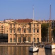 Stock Photo: Marseilles port