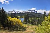 Klasické severní krajina — Stock fotografie