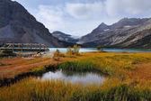 Amazingly beautiful lake — Stock Photo