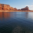 The red cliffs — Stock Photo #24851461