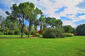 Der berühmte garten park sigurta in italien — Stockfoto