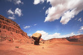 Gorgeous American Red Desert — Stockfoto