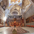 The hall in front of the Edicule. — Stock Photo #33123541