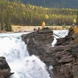 Athabasca Falls in the Canada. — Stock Photo