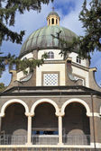 Basilica at Mount Beatitudes — Foto Stock