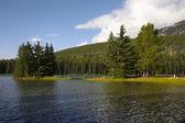 Kanadensiska lake — Stockfoto