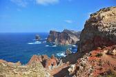 海岸线岩石 — 图库照片
