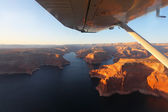 The lake Powell — Stock Photo