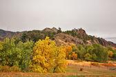 Beautiful countryside in Montana — Stock Photo
