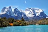 National Park Torres del Paine — Stock Photo
