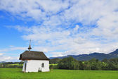 The rural chapel — Stockfoto