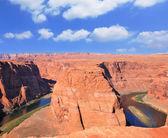 The Colorado River — Стоковое фото