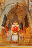 Facilities in the Holy Sepulchre — Stock Photo