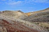Arid hills  — Stock Photo