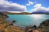Magic national park Torres del Paine — Zdjęcie stockowe