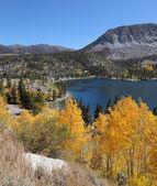 великолепная американская осень — Стоковое фото